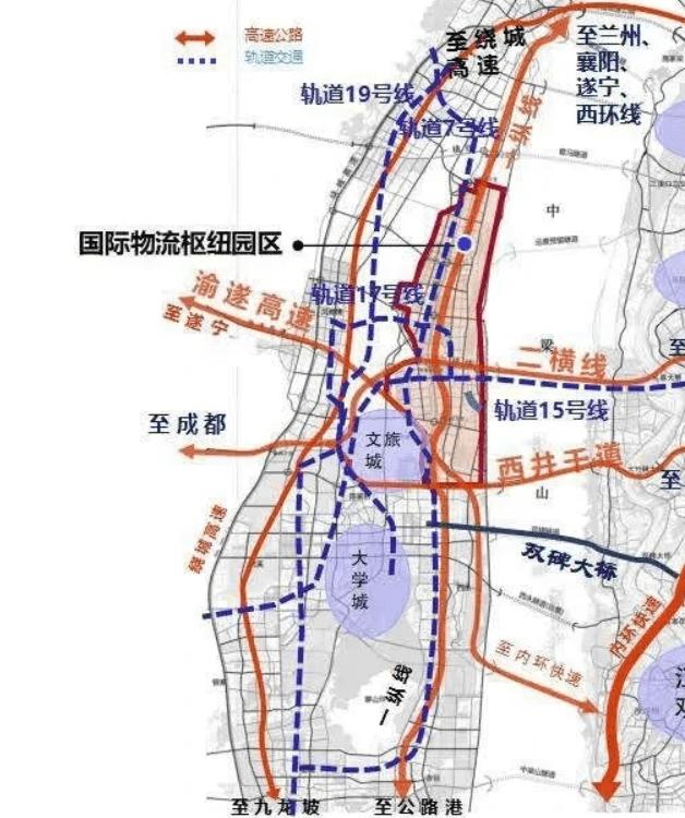 西永公路交通规划